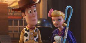 Новый трейлер «Истории игрушек 4» намекает, что в кинотеатрах будет много слёз