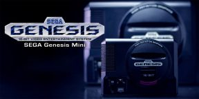 Мини-версия приставки Sega Mega Drive выйдет в сентябре. На ней будет 40 классических игр