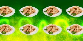 5 интересных блюд с соевой спаржей