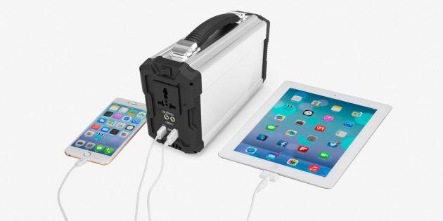 Внешний аккумулятор для MacBook: Смотрите только на аккумуляторы с USB-C