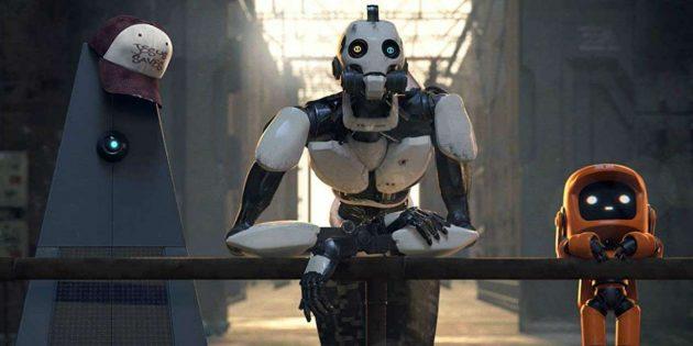 Антология «Любовь, смерть и роботы»: Three Robots («Три робота»)