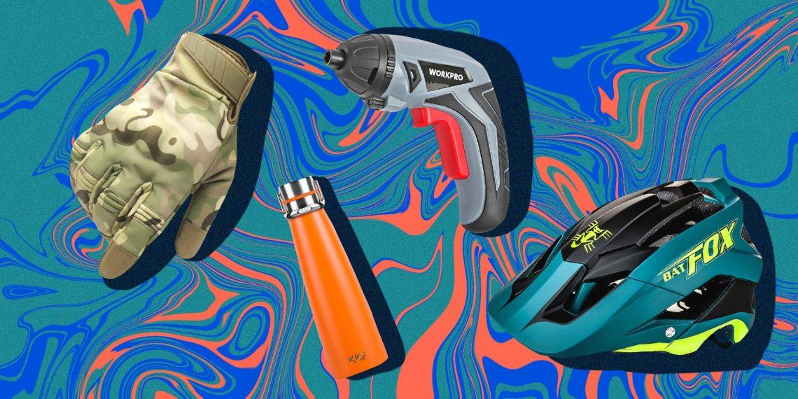Всё для мужика: USB-хабы, защитный шлем и сетевой коммутатор