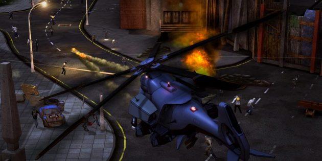 В боевик с открытым миром Crackdown 2 теперь можно играть на Xbox One