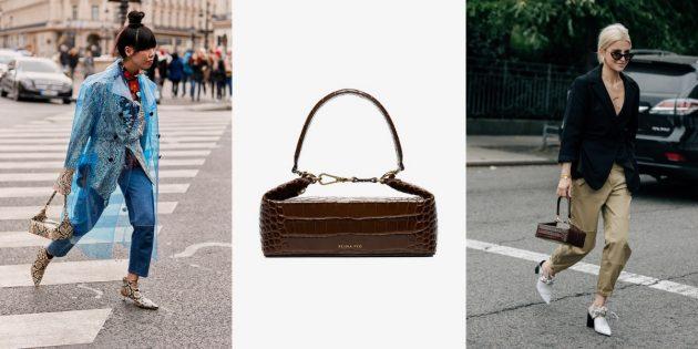 Модные сумки 2019 года: Модель Olivia, Rejina Pyo