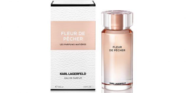 Fleur de Pecher от Karl Lagerfeld