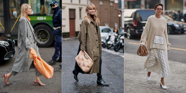 Модные сумки 2019 года: Большие сумки