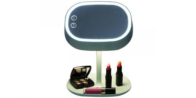 Подарок на 8Марта: зеркало для макияжа