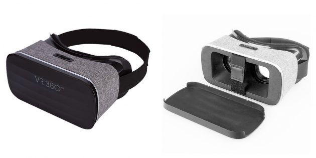VR-очки Rombica VR360 v06