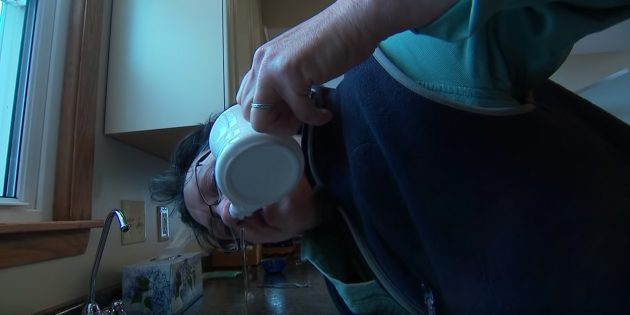 Как правильно промывать нос в домашних условиях