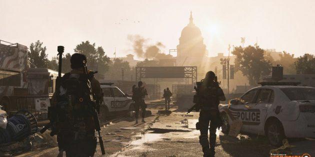 Как играть вThe Division 2: в поселениях общайтесь со всеми встреченными NPC