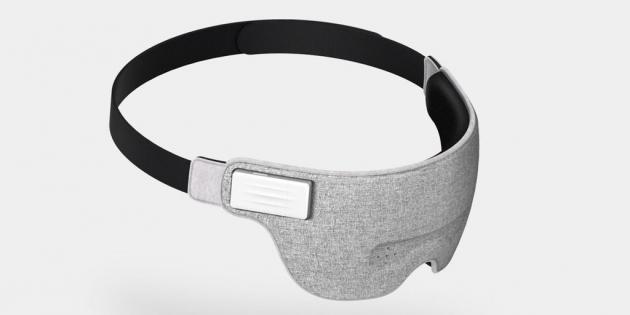 Идеальный сон: Easy Air Brain Wave Sleeping Eye Mask