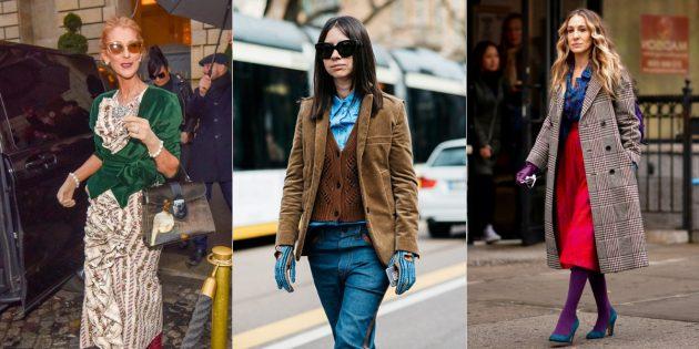 Модные аксессуары 2019года: перчатки