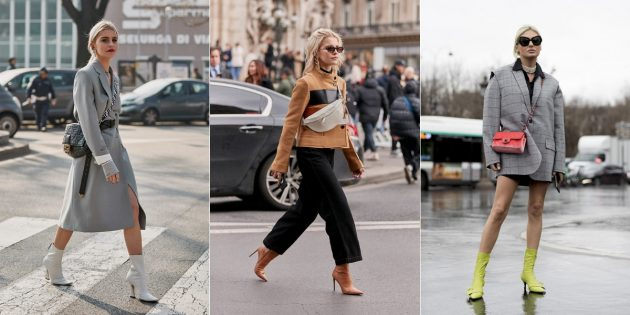 Модные сумки 2019 года: Сумки через плечо