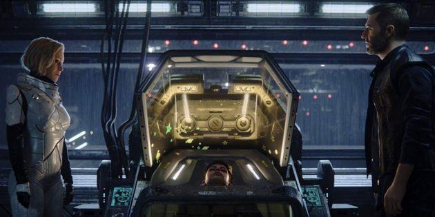 Антология «Любовь, смерть и роботы»: Beyond the Aquila Rift («За Разломом Орла»)