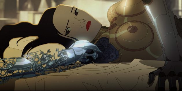 Антология «Любовь, смерть и роботы»: Good Hunting («Доброй охоты»)