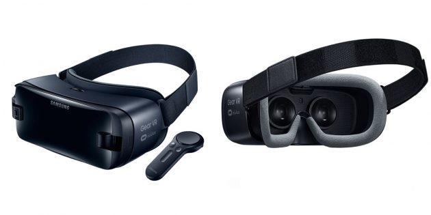 VR-очки Samsung Gear VR