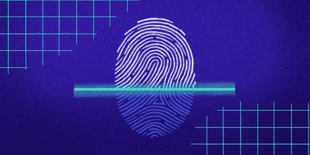 Droidid сканер отпечатка пальцев