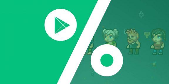 Бесплатные приложения и скидки в Google Play 6 марта