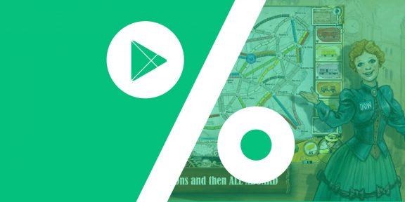 Бесплатные приложения и скидки в Google Play 12 марта