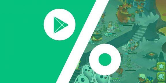 Бесплатные приложения и скидки в Google Play 14 марта