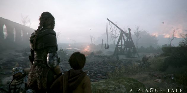 A Plague Tale: Innocence: Амиция и Гуто
