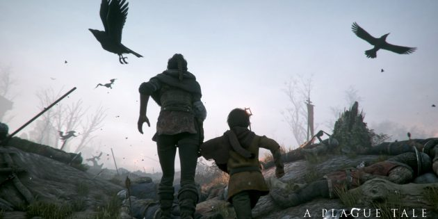 A Plague Tale: Innocence: Главные герои игры