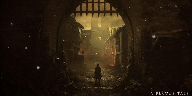 A Plague Tale: Innocence: Прохождение опасной местности
