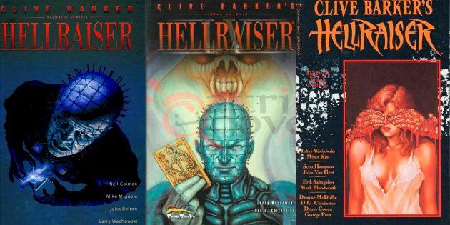 Комиксы авторства Ларри Вачовски, одного из режиссёров, снявших все части «Матрицы»