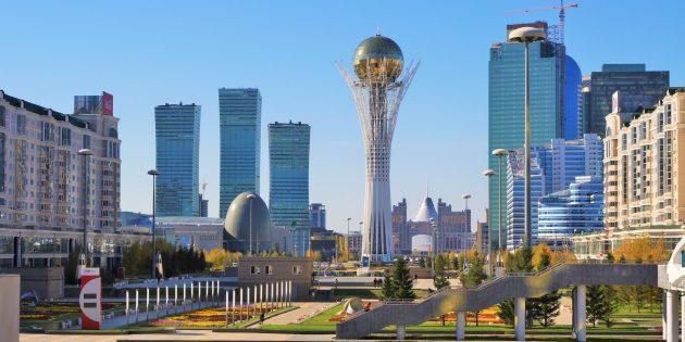 куда поехать на майские праздники: Астана