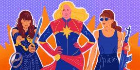 В кино настала эпоха сильных женщин, и вот что с ними не так
