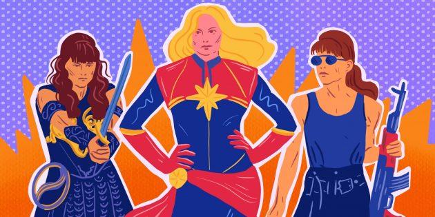 Эпоха сильных женщин в кино