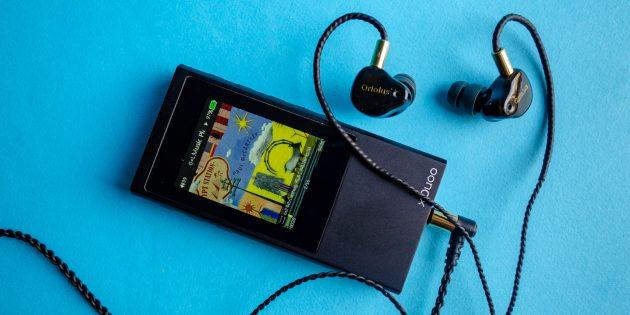 Аудиофильские наушники Oriolus Finschi: звучание