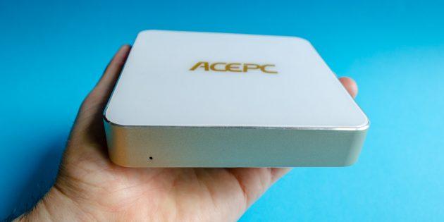 Мини-ПК AcePC AK7: внешний вид