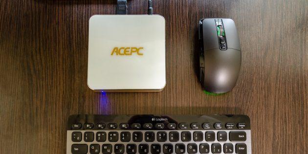 Мини-ПК AcePC AK7: возможности применения