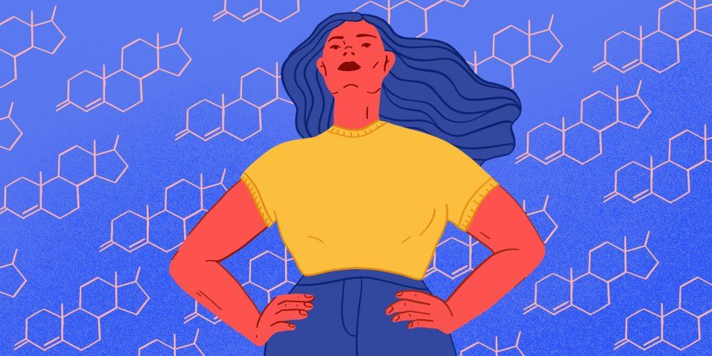 Тестостерон у женщин. Почему тестостерон