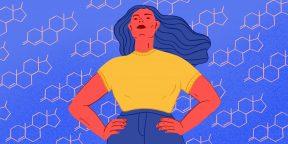 Тестостерон у женщин: почему он растёт, падает и что с этим делать