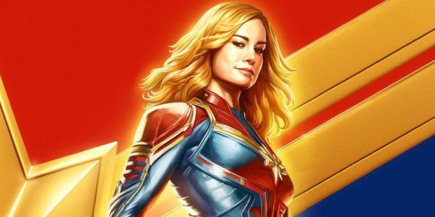 Всё, что нужно знать о Капитане Марвел — одном из сильнейших супергероев