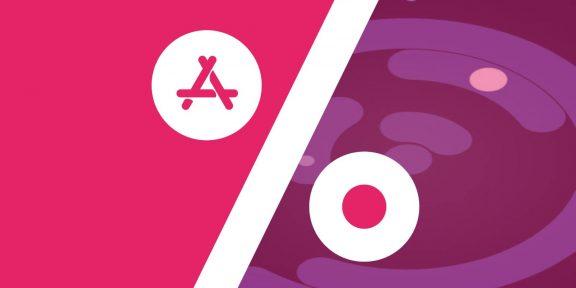 Бесплатные приложения и скидки в App Store 29 марта