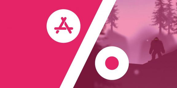 Бесплатные приложения и скидки в App Store 1 апреля