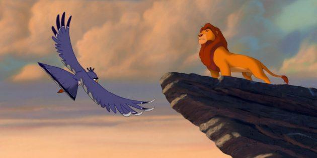 Мультфильм «Король Лев»: 600аниматоров, 1200вручную прорисованных задников