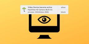 OverSight предупредит вас, если кто-то пытается получить доступ к камере или микрофону Mac