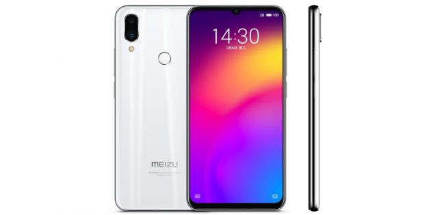Meizu представила Note 9