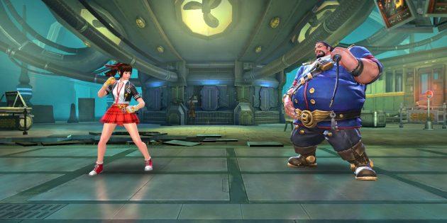 Final Fighter — качественный мобильный файтинг по заветам Street Fighter