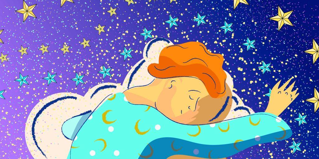 Нормальный сон для человека