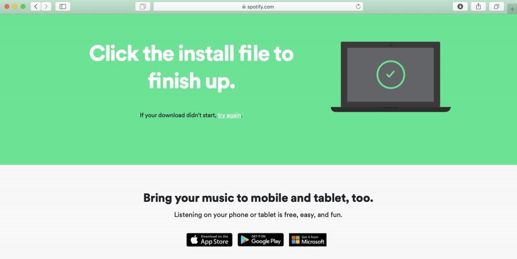 Как использовать Spotify в России: скачайте приложение