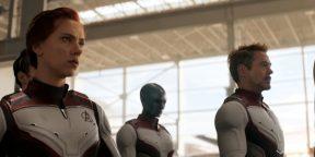 Новый трейлер «Мстители: Финал» со свежими кадрами из фильма и Капитаном Марвел