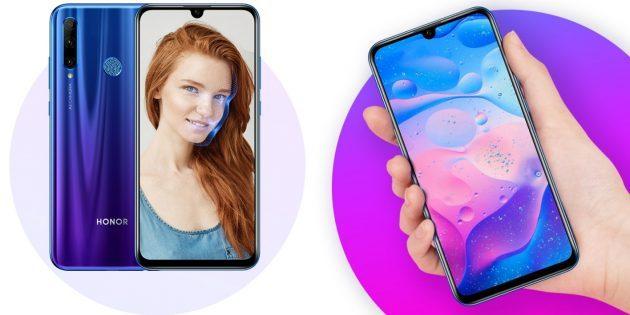 Лучшие смартфоны марта 2019года: технические характеристики Huawei Honor 10i