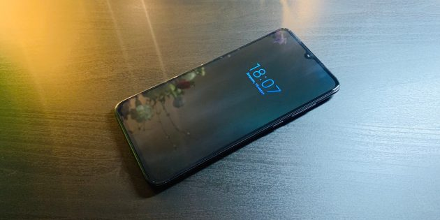 Обзор Xiaomi Mi 9: Always On Display