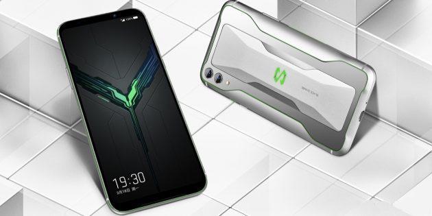 Лучшие смартфоны марта 2019года: Xiaomi Black Shark 2