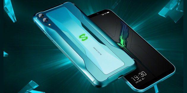 Лучшие смартфоны марта 2019года: технические характеристики Xiaomi Black Shark 2